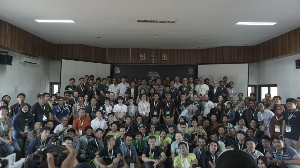 openSUSE Asia Summit 2019 - Group Photo Day 1