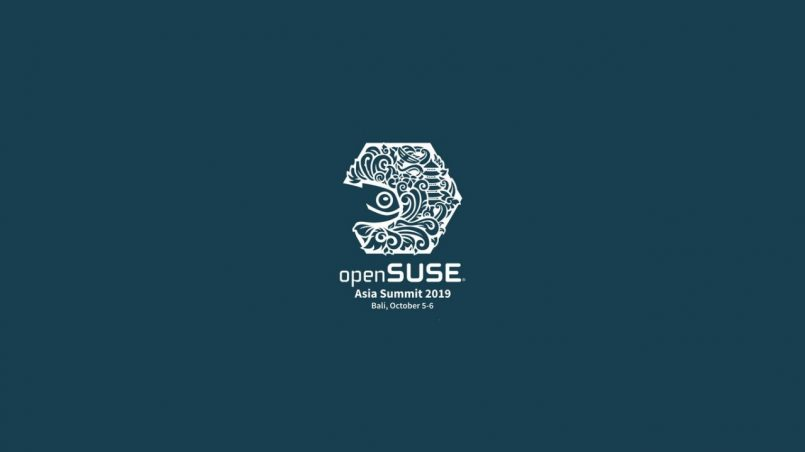 openSUSE Asia Summit 2019 in Bali