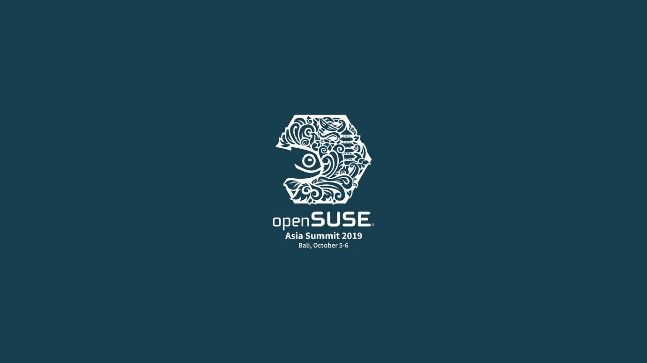 openSUSE Asia Summit 2019 in Bali – Day 1 Recaps